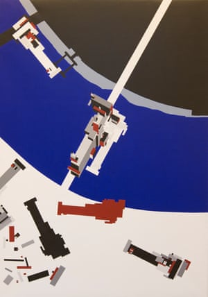 Malevich's Tectonic, 1977.