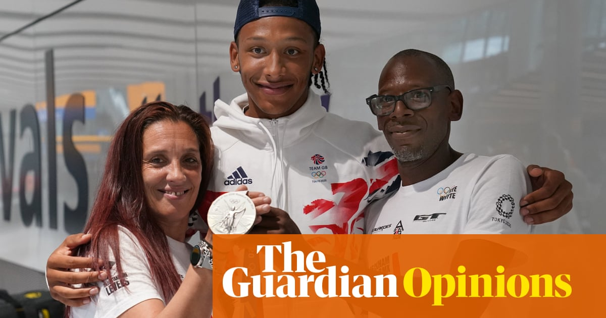 As our Olympians bring us together, so our politicians tear us apart