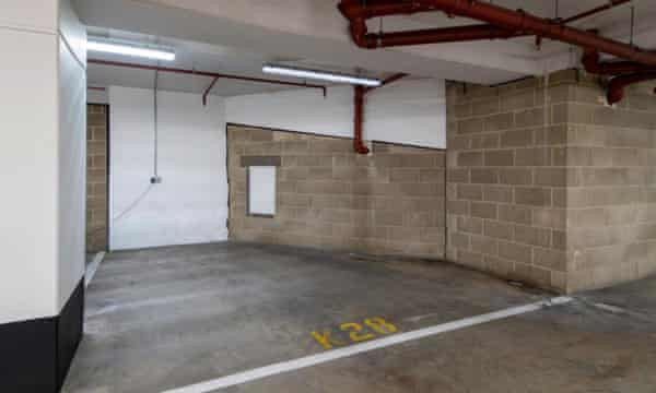 the £250k parking space.
