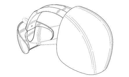 Magic Leap's headset design has just been patent approved.
