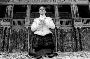 Mark Rylance as Henry V