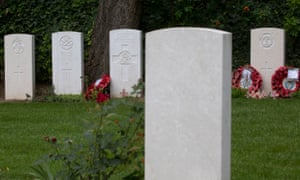 Parr and Ellison were the first and the last Commonwealth soldiers to die in battle during the first world war.
