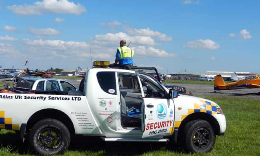 Atlas UK Security Services patrol Martock four nights a week.