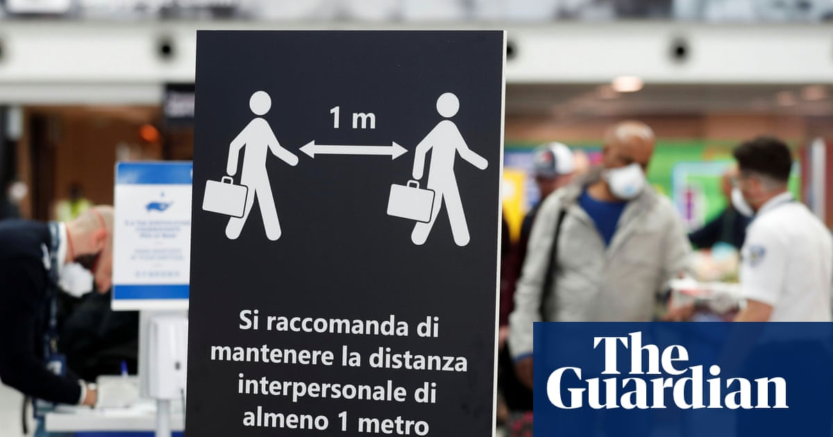 Italian Covid bereaved want inquiry extended beyond early outbreak