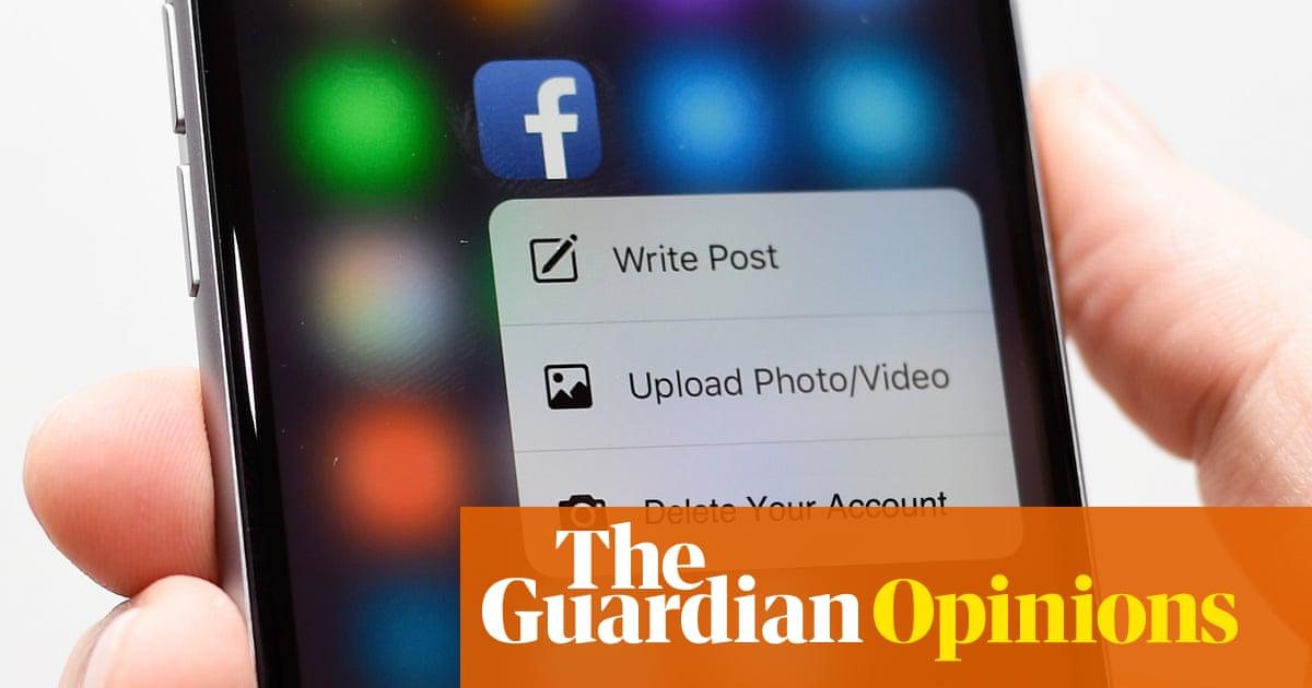 Be a pioneer – delete Facebook | Jaron Lanier | Opinion | The Guardian