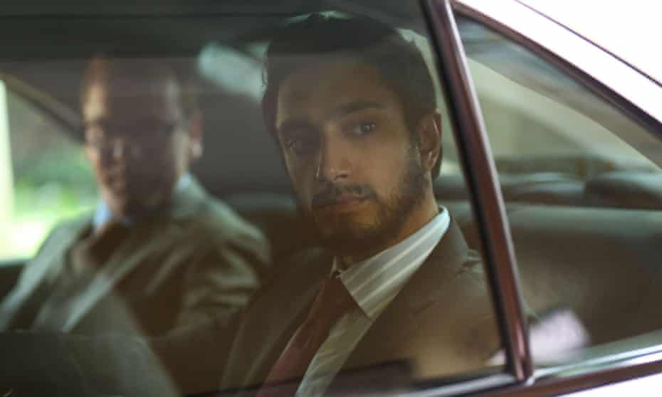 Ahmed plays the main character Changez in The Reluctant Fundamentalist.