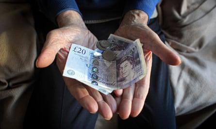 Energy Price Rises Leave Elderly With Fuel Debts.