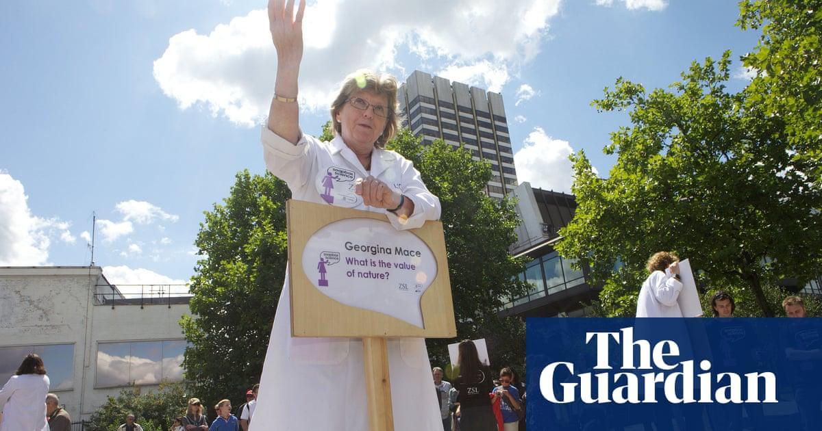 Dame Georgina Mace obituary