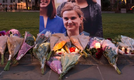 Jo Cox: grief and shock over death of 'Labour MP with huge compassion'