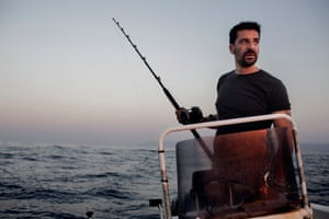 """Can you really ignore what's in front of your eyes? Because tomorrow it could be me. I could be on a boat with my family and I would like to be helped,"" says fisherman Stratis Valamios."