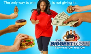 "The Biggest Loser Temptation Nation - Season 17<br>THE BIGGEST LOSER TEMPTATION NATION -- Pictured: ""The Biggest Loser Temptation Nation"" Key Art -- (Photo by: NBCUniversal)"