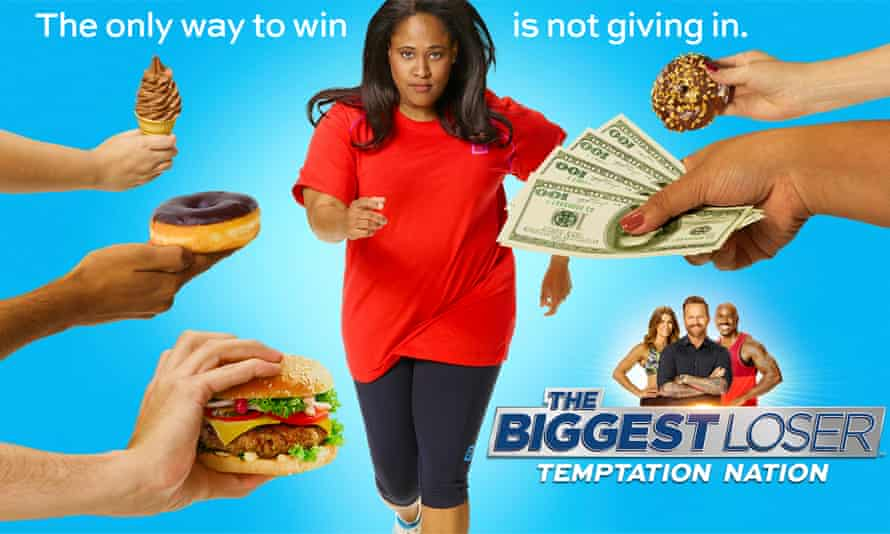 """The Biggest Loser Temptation Nation - Season 17<br>THE BIGGEST LOSER TEMPTATION NATION -- Pictured: """"The Biggest Loser Temptation Nation"""" Key Art -- (Photo by: NBCUniversal)"""