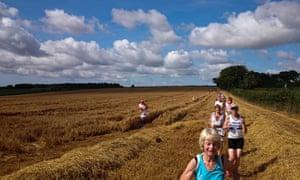 White Star Running: keeping running rural