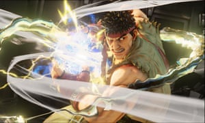 Of course, it wouldn't be Street Fighter without Ryu, here showing off the game's new Critical Arts: which sound like a university course, but are actually a new set of ultra special moves