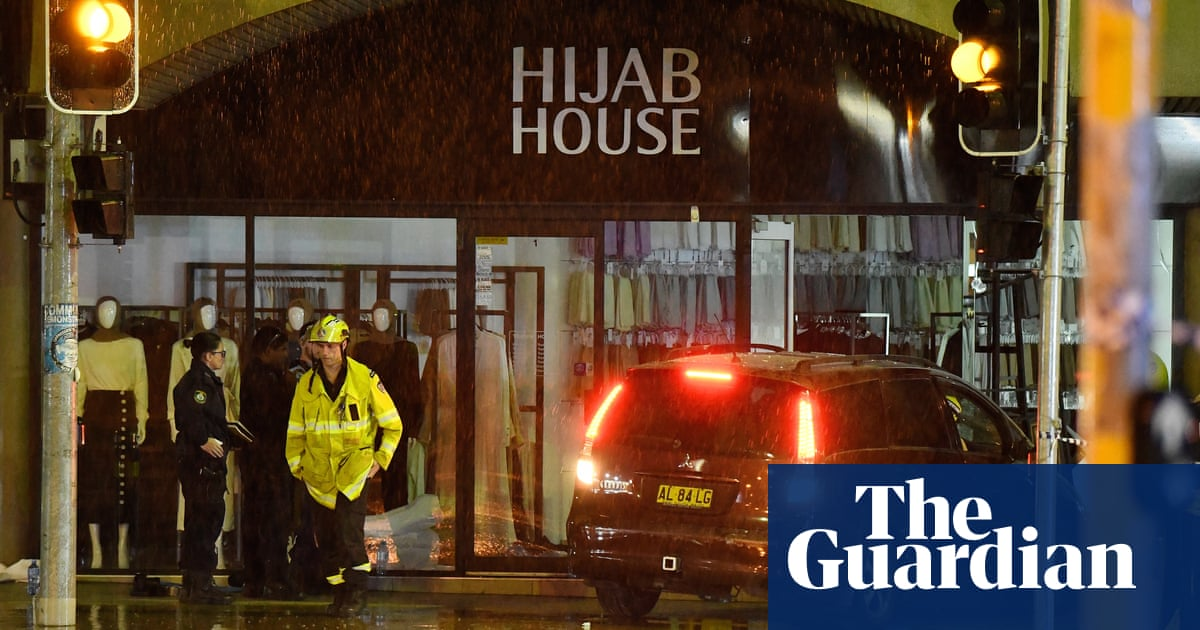 Greenacre crash: lawyer says driver was unconscious and it was not deliberate – The Guardian
