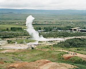 Geysir in July, 2019