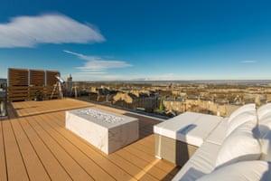 roof terrace Edinburgh1