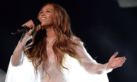 Beyoncé, not a big fan of Talk Talk