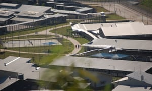 The Christmas Island Immigration Detention Centre