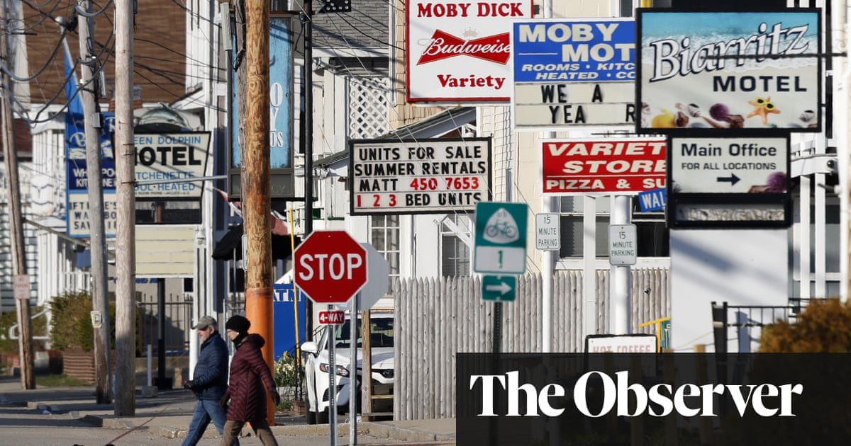 It's our only industry': pandemic restrictions threaten Maine's tourist  season | Coronavirus outbreak | The Guardian