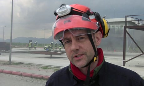 British founder of White Helmets found dead in Istanbul