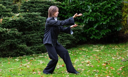 Kung Fu flow retreat with Anna Hakvoort, Netherlands