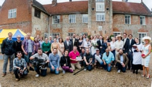 With Love from Suffolk - the crew behind a collaborative, local feature film