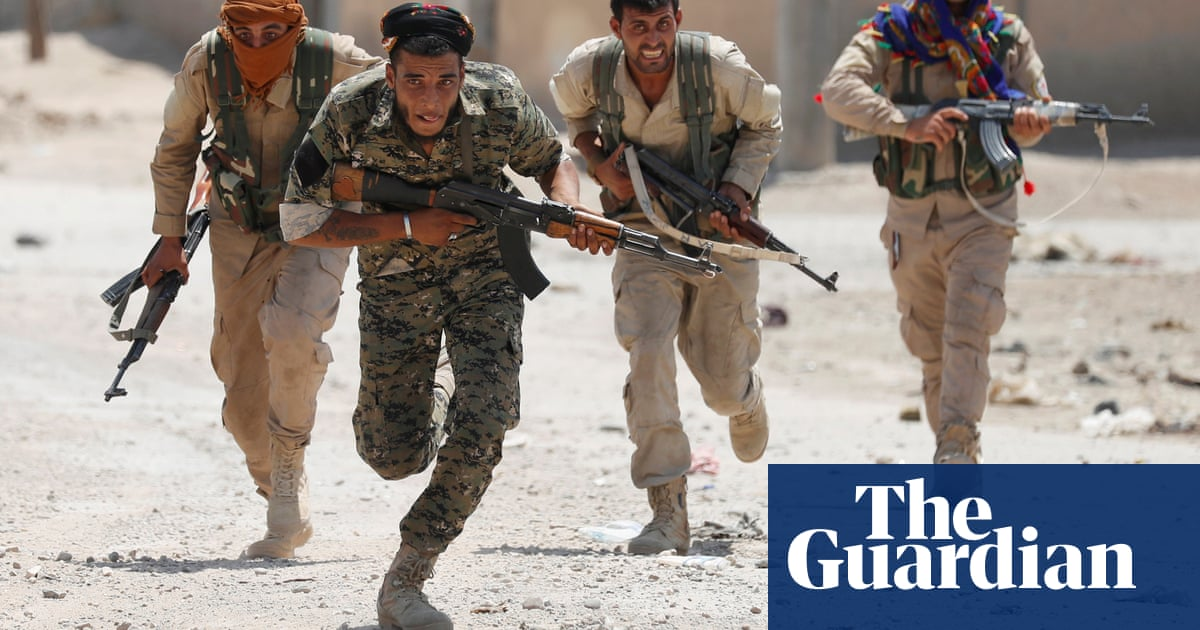 Kurdish Forces In Syria Will No Longer Prioritise Guarding