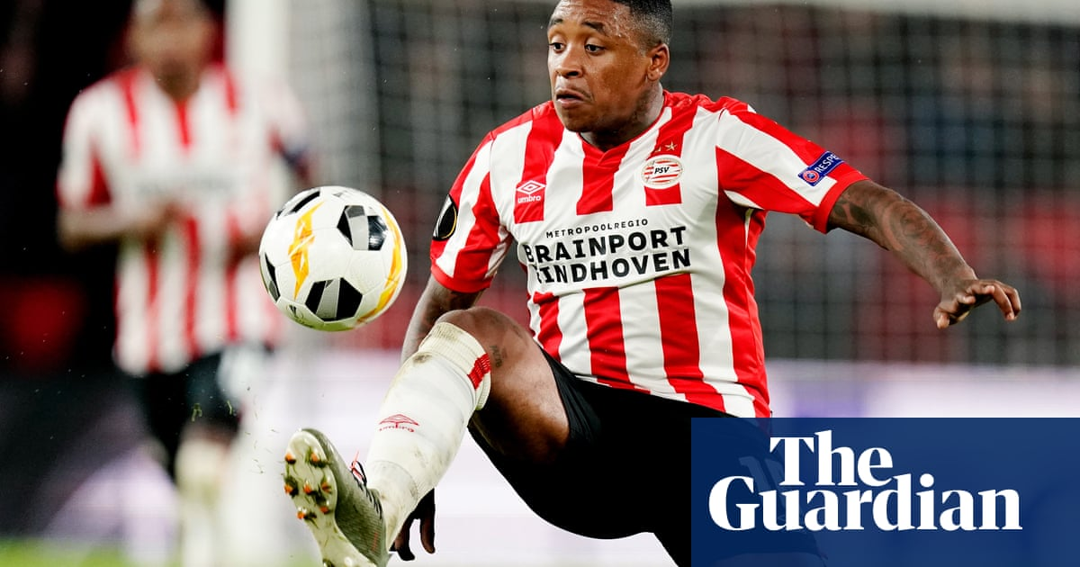 Tottenham and PSV only £1.7m apart in valuation of Steven Bergwijn