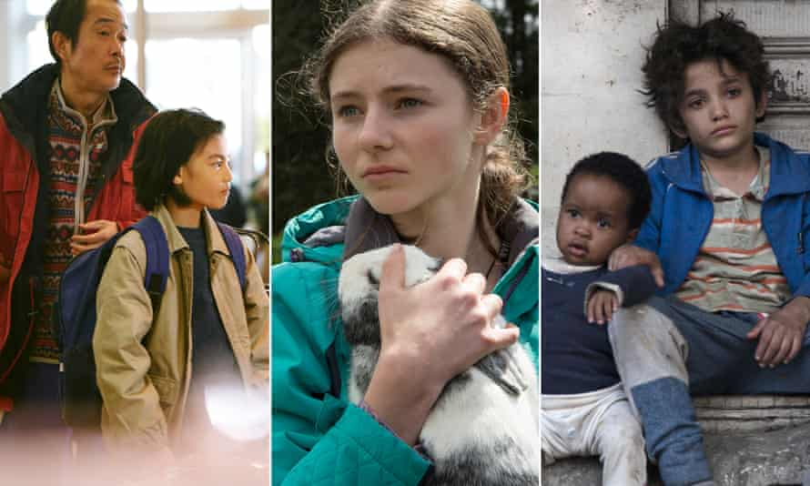 Shoplifters, Leave No Trace and Capernaum