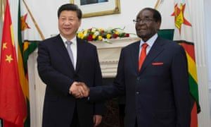 The yuan will become legal tender after Chinese president Xi Jinping visited Zimbabwe in early December for talks with president Robert Mugabe.