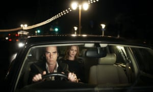 Nick Cave and Kylie Minogue in 20,000 Days on Earth.