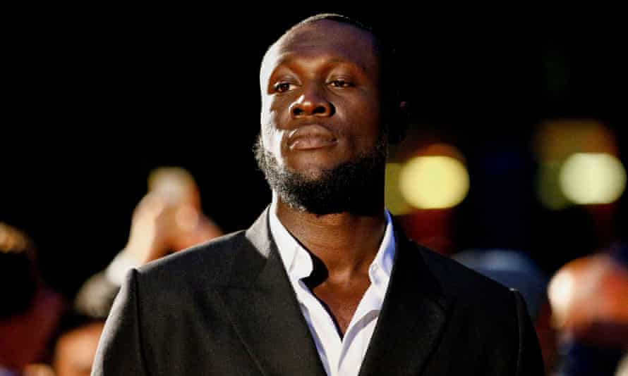Stormzy pictured in September 2019.