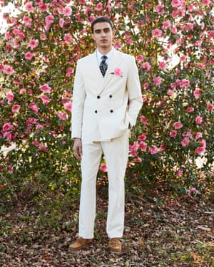 Summer suitsOliver Spencer's new capsule collection with Mr Porter answers that impossible 'smart/casual' dress code by removing the structure of the jackets and cutting them in cotton and linen fabrics with a soft handle - the result is relaxed tailoring that's smart but still comfortable. Perfect for summer weddings. Blazer from £349, trousers from £179. mrporter.com