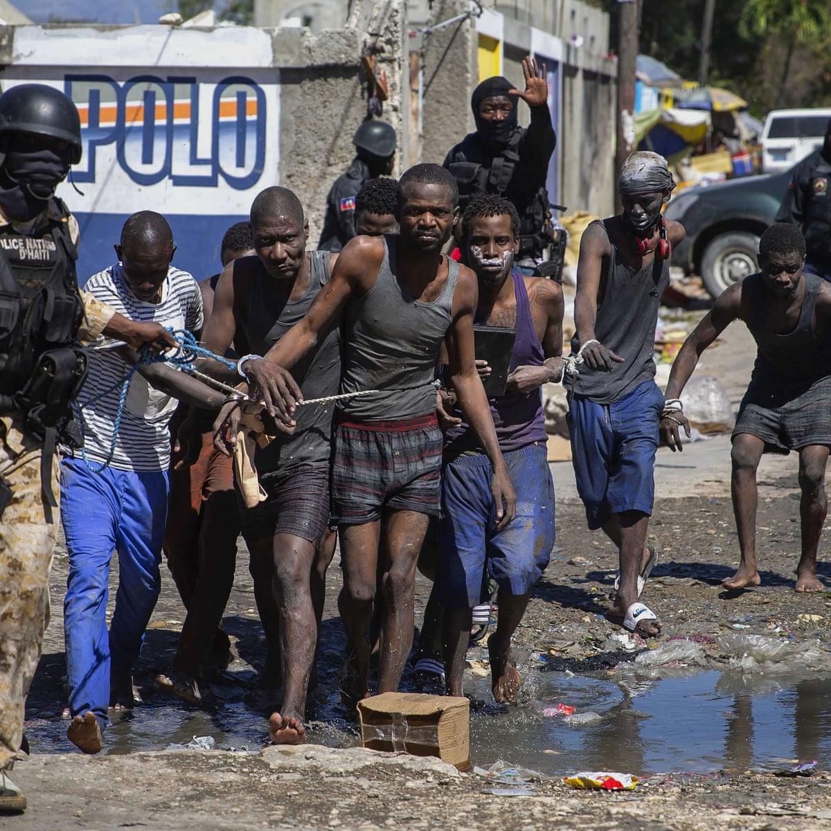 Prison director and gang leader among 25 killed in Haitian jailbreak | Haiti  | The Guardian