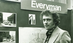 Alan Dossor was at the Everyman theatre from 1970 to 1975.