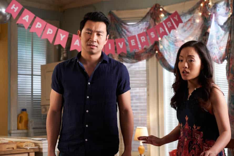 Simu Liu as Jung and Andrea Bang as Janet