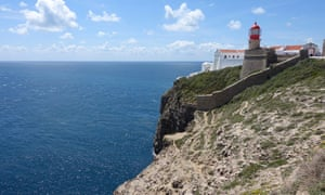 Lighthouse at Cabo de Sao Vicente, Portugal ©Adam Batterbee copy