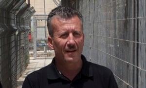 Palestinian activist Bassem Tamimi