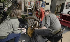 The Bright branch of the Repair Café