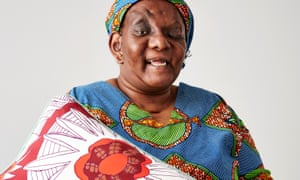 Mawuena Kattah, who has worked with the V&A's ceramics studio.