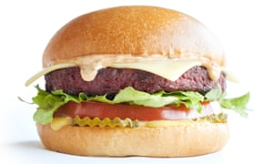 LOVe Burger from LEON