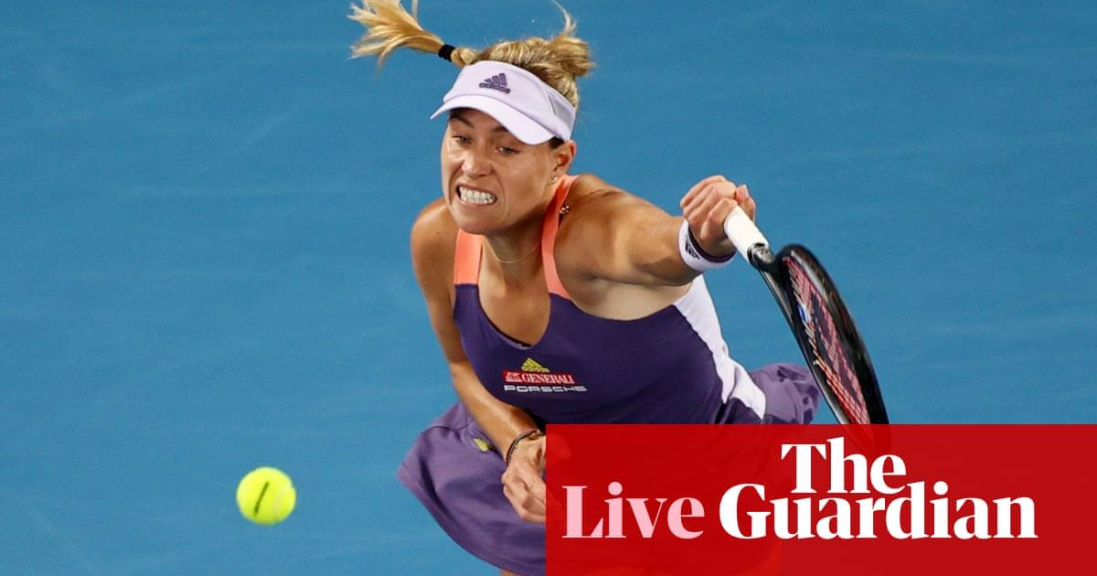 Australian Open 2020 Cecchinato V Zverev Cocciaretto V