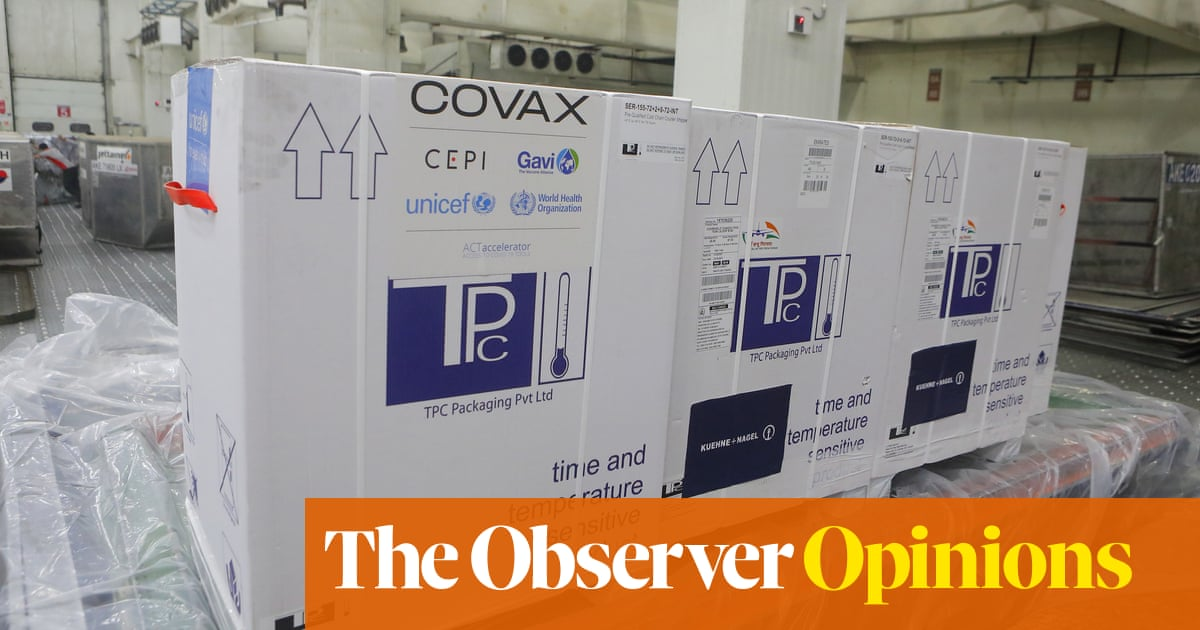 Why can't we tackle Covid and climate heating? Nationalism and stupidity