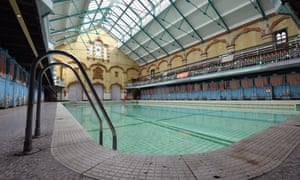 The Victoria Baths, Manchester.