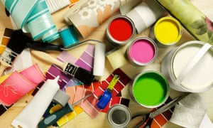 If you have been getting out the art supplies, we want to see your work.