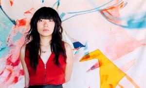 Bubblegum tones … Thao Nguyen