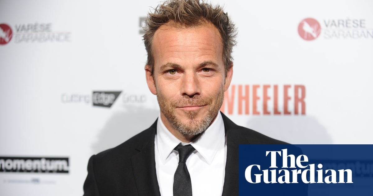 Stephen Dorff: 'Who would play me in the film of my life? I'm not a big fan of young actors working today'