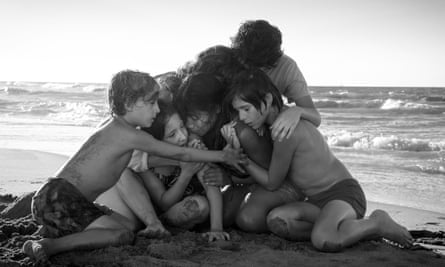 A scene from Roma
