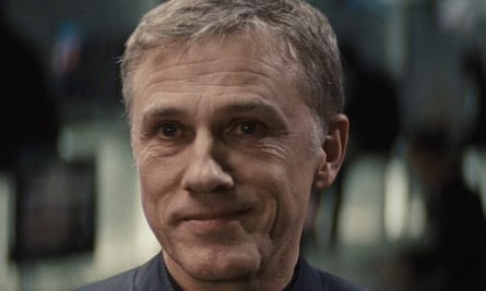 Fluffy cat is out of the bag … Christoph Waltz in Spectre